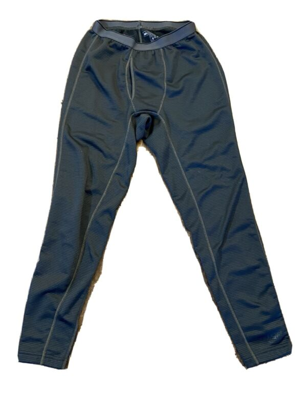 REI Polartec Black Base Layer Cold Weather Pants Youth Big Kid Size Small