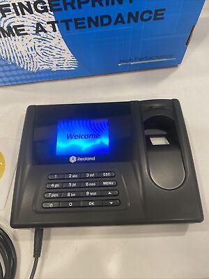 Fingerprint Time Attendance High Performance Realand Zdc20 System