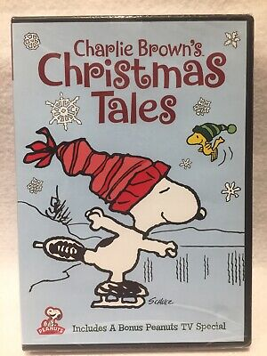 Charlie Brown's Christmas Tales (DVD) BRAND NEW>FREE SHIPPING! ()