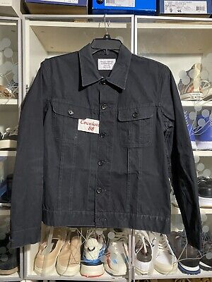 Wacko Maria Button Up Shirt/jacket Guilty Parties Embroidery