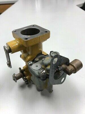 Caterpillar Pony Motor Carburetor D2d4 Zenith 5f3527 10368b