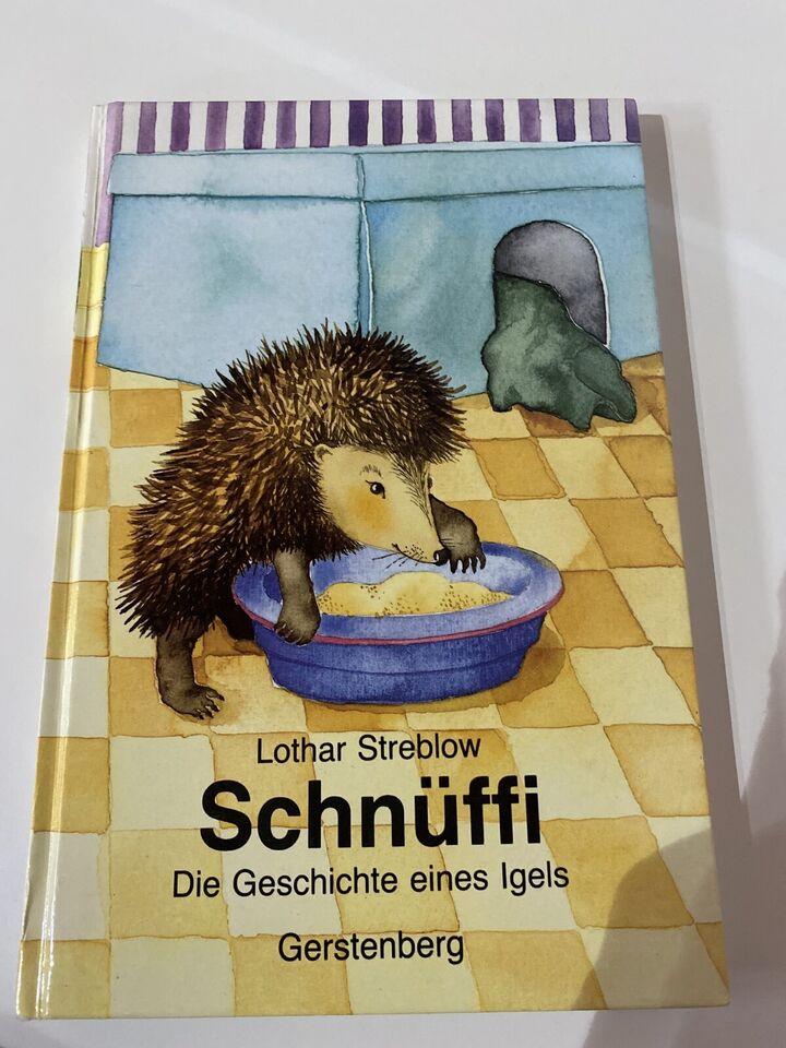Schnüffli - Die Geschichte eines Igels in Baden-Württemberg - Wuestenrot