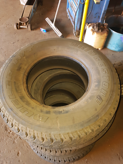 Wanted: 255 70 15 tyres like new