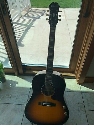 Epiphone EJ-160E Acoustic/Electric Guitar Limited Edition