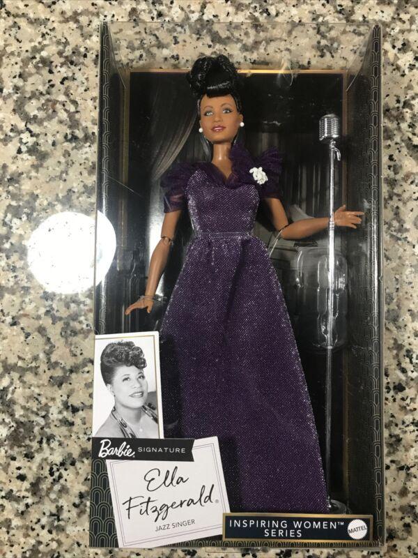 Mattel - Barbie Inspiring Women: Ella Fitzgerald Collection Doll (Brand New)