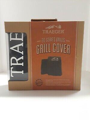Traeger BAC374 20 Series Full Length Grill Cover Full length, heavy duty,