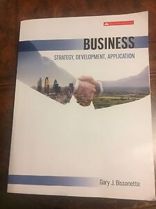 Business - Strategy, Development, Application