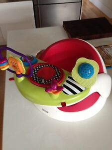 Bumbo Mamas & Papas with activity tray Erskineville Inner Sydney Preview