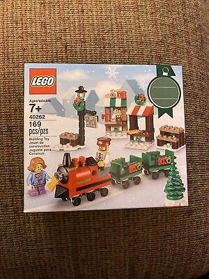 New LEGO® Christmas Train Ride (40262)