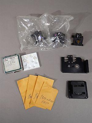 14pc Asst Lot Of Industrialmedical Laser Parts
