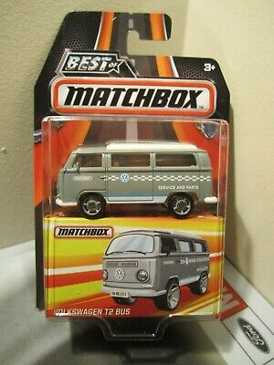 Matchbox The Best of Matchbox Series Volkswagen T2 VW Bus with box