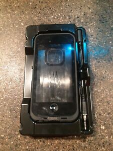 iPhone , life proof case.