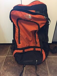 *North Face* Mountaineering Backpack