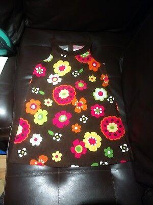 Gymboree sleeveless dress for girls size 7