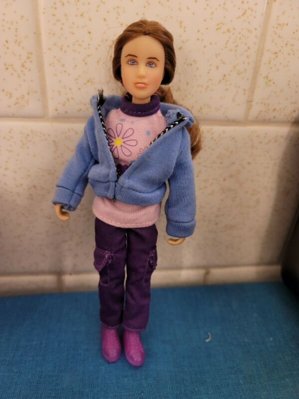 Breyer~Pet Adoption~Girl Doll~LOOK!