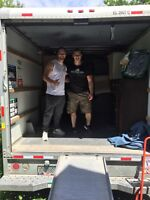 Movers! We load your truck, trailer, uhaul, POD, etc!