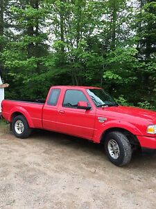 2008 ford ranger sport Ext cab REDUCED $5000