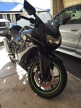 Kawasaki Ninja East Perth Perth City Preview