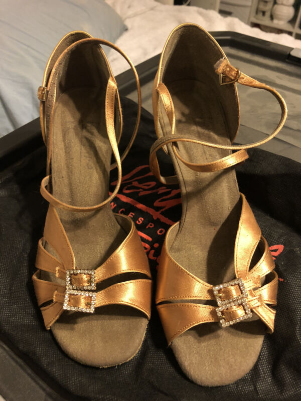 Balroom Dance Shoes Size 9 Womens