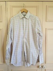Men's business shirt. Excellent condition. 16inch/41cm East Toowoomba Toowoomba City Preview