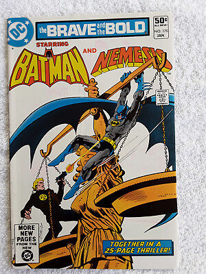 The Brave and the Bold #170 (Jan 1981, DC) Vol #27 Fine+