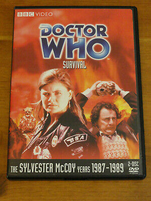 Doctor Who SURVIVAL Story No. 159 DVD 2007 Sylvester McCoy R1