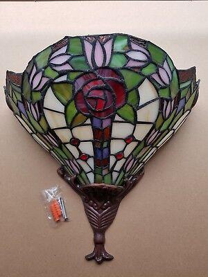Tiffany Wand Lampe Tiffanylampe Wandlampe  WL124 - Tiffany Wand Lampe