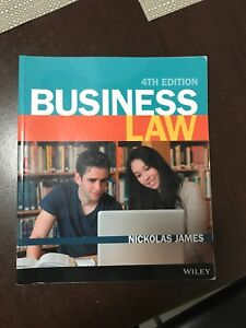 Business law 4th edition textbooks gumtree australia free local business law 4th edition textbooks gumtree australia free local classifieds fandeluxe Choice Image