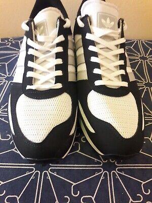 🔥SAMPLE RARE 🔥Adidas LA Trainer EE8957 Men's Black/White/Grey Size 9