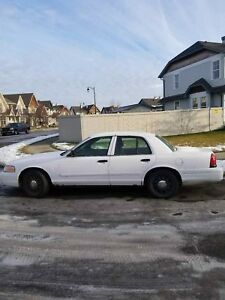 2008 Crown Victoria (cheapest in Edmonton)