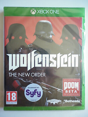 Wolfenstein The New Order Jeu Vidéo XBOX ONE