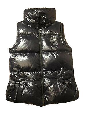 PINKO down gillet vest puffer, XS (child L)
