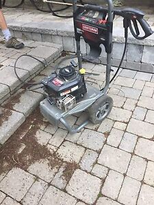 power washer tune up