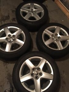 Audi/VW Rims and Tires