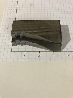 Base Trim Moulding Knives-weinigschmidtm-3-hs Corrugated Knives For Moulder.