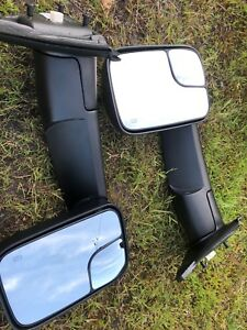 Dodge Ram towing mirrors