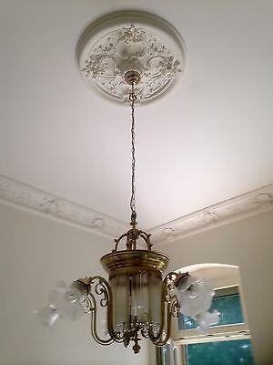 Antike Jugendstillampe Lampe Deckenlampe Jugendstil