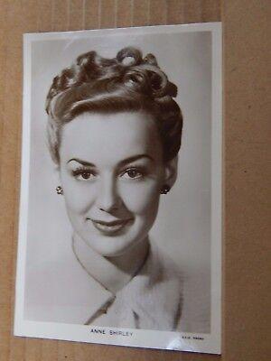 Film Star Postcard Ann Shirley Picturegoer 923b Real Photo unposted