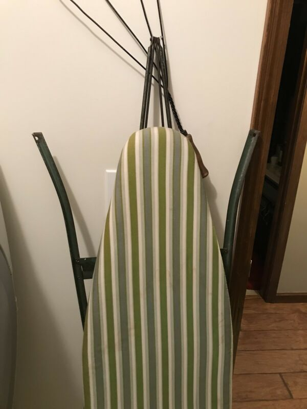 Vintage /antique Metal Ironing Board