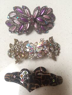 Sparkly Hair clips  Morayfield Caboolture Area Preview