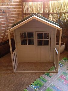 Wooden childrens cubby house Hornsby Hornsby Area Preview