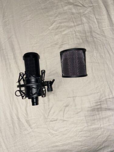 Audio-Technica AT2020 Cardioid Condenser Studio XLR Micropho