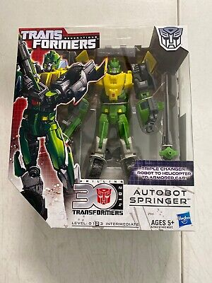 Transformers Generations 30th Anniversary Voyage Class Autobot Springer New