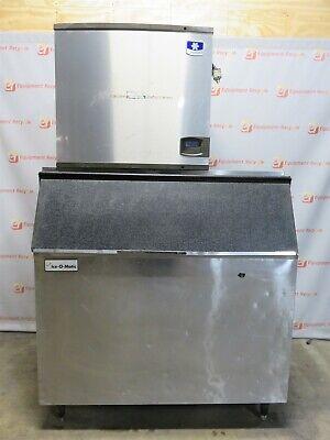 Manitowac Ice-o-matic B100psa Ice Machine Maker Storage Bin Iy1005w-261
