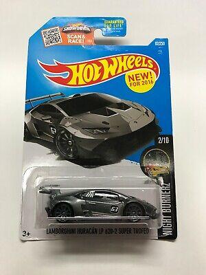 Hot Wheels Lamborghini Huracán LP 620-2 Super Trofeo