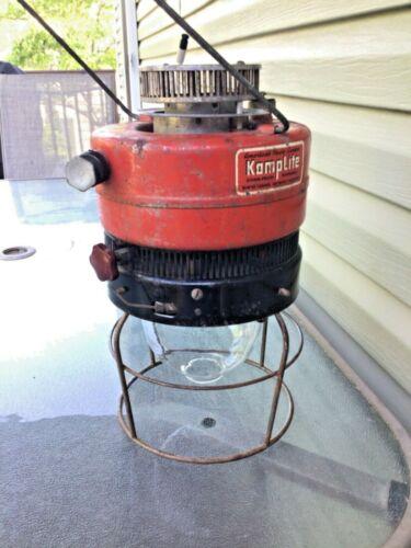 Vintage Kamplite inverted lantern.rare
