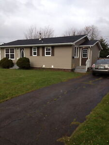House for Rent in Summerside