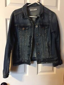 Ladies Rickis Jean Jacket