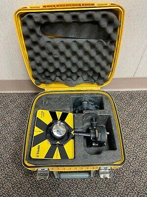 Trimble Traverse Kit Surveying Equipment Prism Total Station Case Tribrach