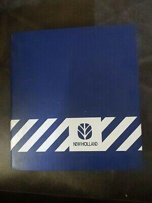 New Holland Lv80 Tractor Loader Parts Catalog